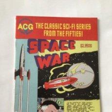 Cómics: SPACE WAR. Lote 204332005