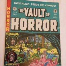 Cómics: EC - THE VAULT OF HORROR - Nº. 16- AÑO1996. Lote 204332236