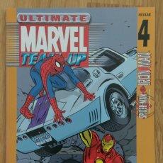 Cómics: ULTIMATE MARVEL TEAM-UP SPIDERMAN & IRON MAN 4 BENDIS ALLRED. Lote 204409990