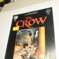 Cómics: THE CROW. FLESH & BLOOD. J. O'BARR'S USA EN INGLÉS (BUEN ESTADO). Lote 204452531