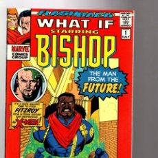 Comics : WHAT IF -1 FLASHBACK BISHOP X-MEN - MARVEL 1997 VFN/NM. Lote 204493991