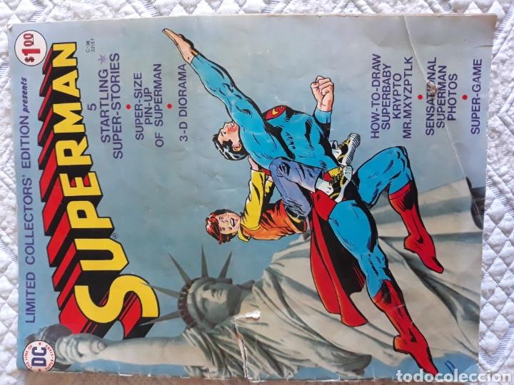 SUPERMAN. LIMITED COLLECTORS EDITION. (Tebeos y Comics - Comics Lengua Extranjera - Comics USA)