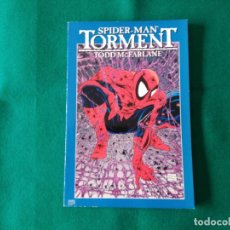 Cómics: SPIDERMAN - TORMENT - TODD MCFARLANE - TPB - 1992 - 1ª EDICIÓN - EN INGLES. Lote 204768640