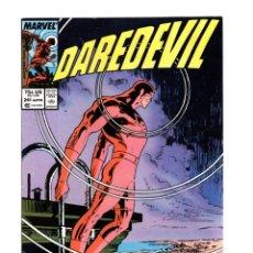 Comics: DAREDEVIL 241 - MARVEL 1987 VFN / BLACK CHRISTMAS / ANN NOCENTI & TODD MCFARLANE. Lote 204972271
