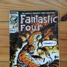 Cómics: FANTASTIC FOUR # 263 - MARVEL LEGENDS REPRINT - REEDICIÓN. Lote 205304108