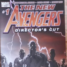 Cómics: THE NEW AVENGERS Nº 1 - DIRECTOR'S CUT - COMIC ORIGINAL USA LOS VENGADORES. Lote 205318370