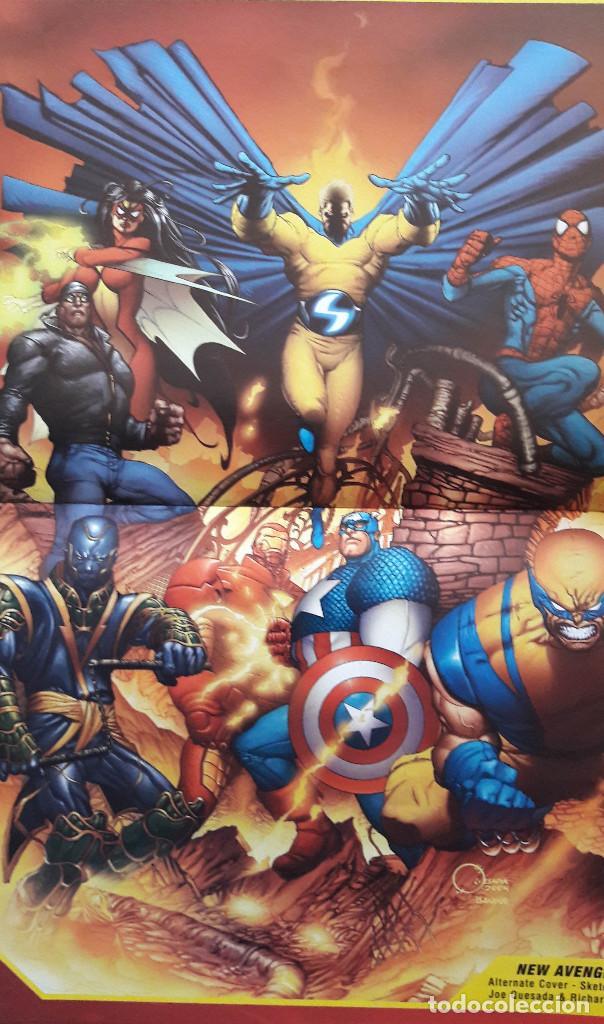 Cómics: The New Avengers nº 1 - Directors Cut - Comic original USA Los Vengadores - Foto 4 - 205318370