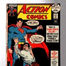 Cómics: ACTION COMICS 409 SUPERMAN - DC 1972 FN+ / 52 PAGE GIANT / TEEN TITANS. Lote 205361885