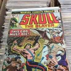 Cómics: MARVEL COMICS GROUP - SKULL THE SLAYER NUMERO 8 NORMAL ESTADO. Lote 205541160