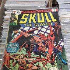 Cómics: MARVEL COMICS GROUP - SKULL THE SLAYER NUMERO 7 NORMAL ESTADO. Lote 205541342