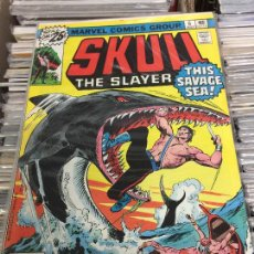 Cómics: MARVEL COMICS GROUP - SKULL THE SLAYER NUMERO 6 NORMAL ESTADO. Lote 205541363