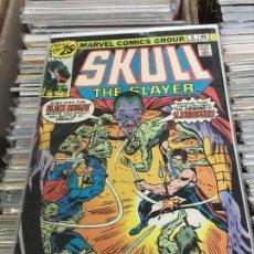 Cómics: MARVEL COMICS GROUP - SKULL THE SLAYER NUMERO 5 NORMAL ESTADO. Lote 205541396