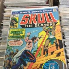 Cómics: MARVEL COMICS GROUP - SKULL THE SLAYER NUMERO 4 NORMAL ESTADO. Lote 205541487