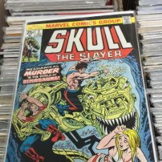 Cómics: MARVEL COMICS GROUP - SKULL THE SLAYER NUMERO 3 NORMAL ESTADO. Lote 205541543