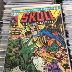 Cómics: MARVEL COMICS GROUP - SKULL THE SLAYER NUMERO 2 NORMAL ESTADO. Lote 205541602