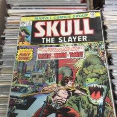 Cómics: MARVEL COMICS GROUP - SKULL THE SLAYER NUMERO 1 NORMAL ESTADO. Lote 205541627