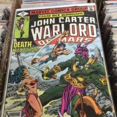 Cómics: MARVEL COMICS GROUP - JOHN CARTER WARLORD OF MARTE NUMERO 27 NORMAL ESTADO. Lote 205541705