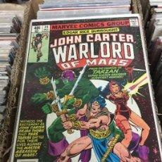 Cómics: MARVEL COMICS GROUP - JOHN CARTER WARLORD OF MARTE NUMERO 24 NORMAL ESTADO. Lote 205541802