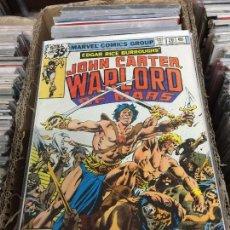 Cómics: MARVEL COMICS GROUP - JOHN CARTER WARLORD OF MARTE NUMERO 20 NORMAL ESTADO. Lote 205541843