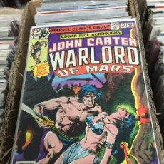Cómics: MARVEL COMICS GROUP - JOHN CARTER WARLORD OF MARTE NUMERO 17 NORMAL ESTADO. Lote 205541865