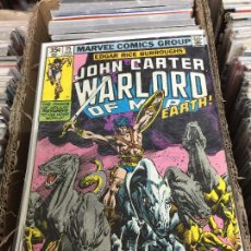 Cómics: MARVEL COMICS GROUP - JOHN CARTER WARLORD OF MARTE NUMERO 15 NORMAL ESTADO. Lote 205541880