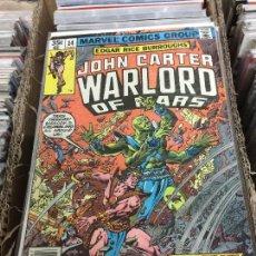 Cómics: MARVEL COMICS GROUP - JOHN CARTER WARLORD OF MARTE NUMERO 14 NORMAL ESTADO. Lote 205541890