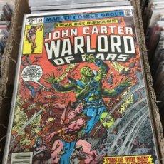 Cómics: MARVEL COMICS GROUP - JOHN CARTER WARLORD OF MARTE NUMERO 14 NORMAL ESTADO. Lote 205541913