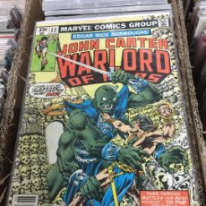 Cómics: MARVEL COMICS GROUP - JOHN CARTER WARLORD OF MARTE NUMERO 13 NORMAL ESTADO. Lote 205541925