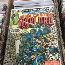 Cómics: MARVEL COMICS GROUP - JOHN CARTER WARLORD OF MARTE NUMERO 13 NORMAL ESTADO. Lote 205541938