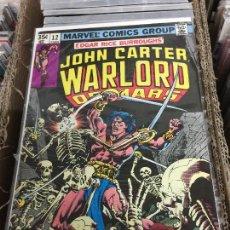 Cómics: MARVEL COMICS GROUP - JOHN CARTER WARLORD OF MARTE NUMERO 12 NORMAL ESTADO. Lote 205541957