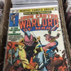 Cómics: MARVEL COMICS GROUP - JOHN CARTER WARLORD OF MARTE NUMERO 10 NORMAL ESTADO. Lote 205541977