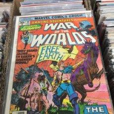 Cómics: MARVEL COMICS GROUP - AMAZING ADVENTURES - WAR OF THE WORLDS NUMERO 39 NORMAL ESTADO. Lote 205542030