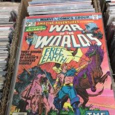 Cómics: MARVEL COMICS GROUP - AMAZING ADVENTURES - WAR OF THE WORLDS NUMERO 39 NORMAL ESTADO. Lote 205542058