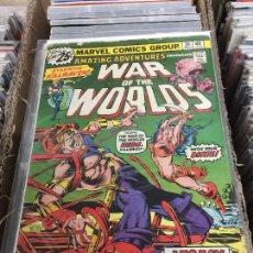 Cómics: MARVEL COMICS GROUP - AMAZING ADVENTURES - WAR OF THE WORLDS NUMERO 36 REGULAR ESTADO. Lote 205542193