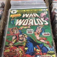 Cómics: MARVEL COMICS GROUP - AMAZING ADVENTURES - WAR OF THE WORLDS NUMERO 36 NORMAL ESTADO. Lote 205542222