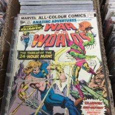 Cómics: MARVEL COMICS GROUP - AMAZING ADVENTURES - WAR OF THE WORLDS NUMERO 35 NORMAL ESTADO. Lote 205542253