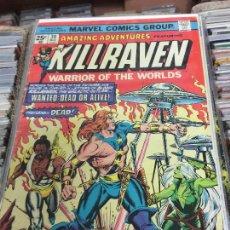 Cómics: MARVEL COMICS GROUP - KILLRAVEN - WARRIOR OF THE WORLDS NUMERO 30 NORMAL ESTADO. Lote 205542527