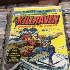 Cómics: MARVEL COMICS GROUP - KILLRAVEN - WARRIOR OF THE WORLDS NUMERO 29 NORMAL ESTADO. Lote 205542552