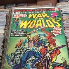 Cómics: MARVEL COMICS GROUP - WAR OF THE WORLDS NUMERO 28 NORMAL ESTADO. Lote 205542626