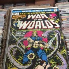 Cómics: MARVEL COMICS GROUP - WAR OF THE WORLDS NUMERO 27 NORMAL ESTADO. Lote 205542647