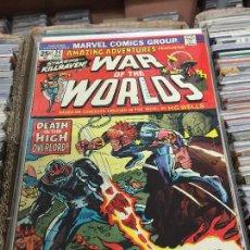 Cómics: MARVEL COMICS GROUP - WAR OF THE WORLDS NUMERO 24 NORMAL ESTADO. Lote 205542665