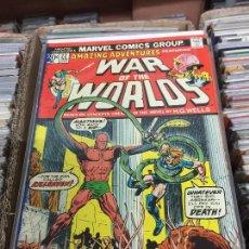 Cómics: MARVEL COMICS GROUP - WAR OF THE WORLDS NUMERO 22 NORMAL ESTADO. Lote 205542697