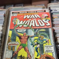 Cómics: MARVEL COMICS GROUP - WAR OF THE WORLDS NUMERO 22 NORMAL ESTADO. Lote 205542710