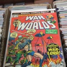Cómics: MARVEL COMICS GROUP - WAR OF THE WORLDS NUMERO 20 NORMAL ESTADO. Lote 205542736