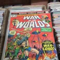 Cómics: MARVEL COMICS GROUP - WAR OF THE WORLDS NUMERO 20 NORMAL ESTADO. Lote 205542751