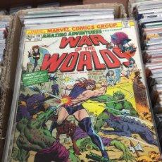Cómics: MARVEL COMICS GROUP - WAR OF THE WORLDS NUMERO 19 NORMAL ESTADO. Lote 205542773