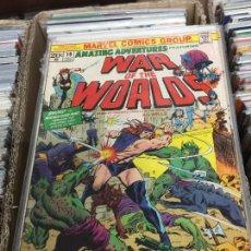 Cómics: MARVEL COMICS GROUP - WAR OF THE WORLDS NUMERO 19 NORMAL ESTADO. Lote 205542792