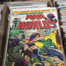 Cómics: MARVEL COMICS GROUP - WAR OF THE WORLDS NUMERO 19 NORMAL ESTADO. Lote 205542807