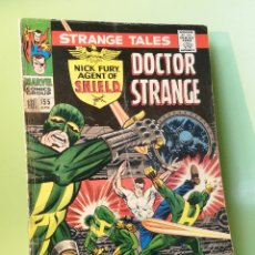 Comics : STRANGE TALES 155 STERANKO MARVEL COMICS USA 1967. Lote 205669078