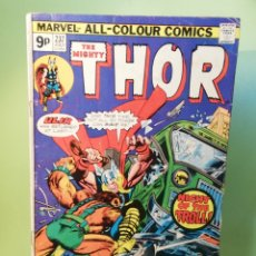 Comics : THOR 237 JOHN BUSCEMA MARVEL COMICS USA 1975. Lote 206208560
